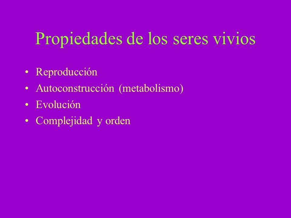 En biología
