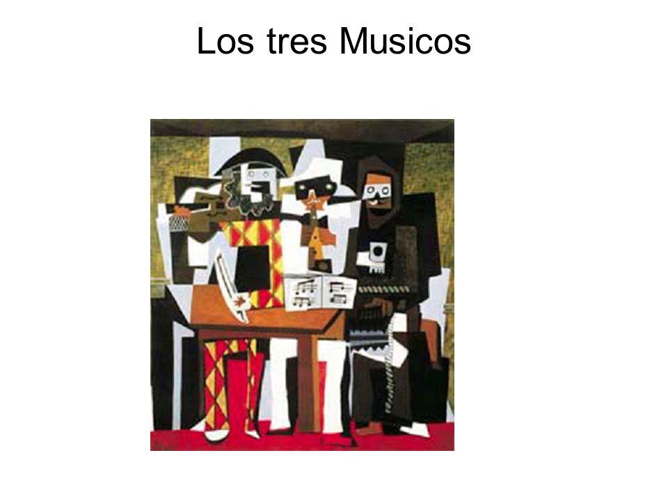 Los tres Musicos