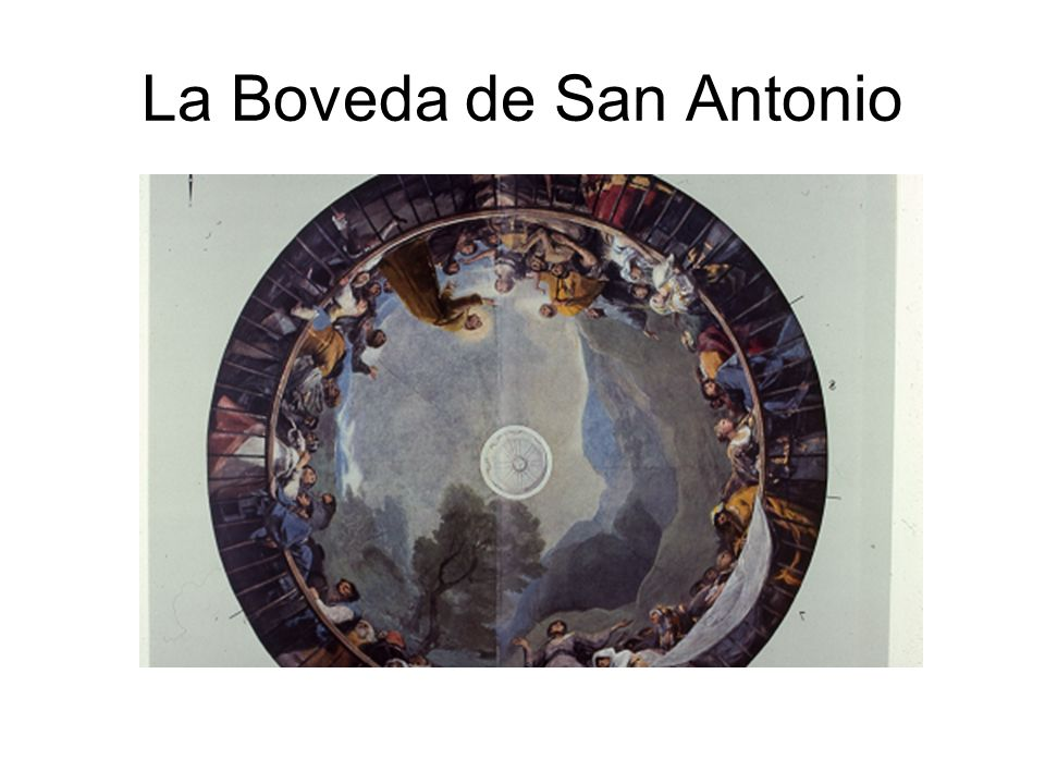 La Boveda de San Antonio