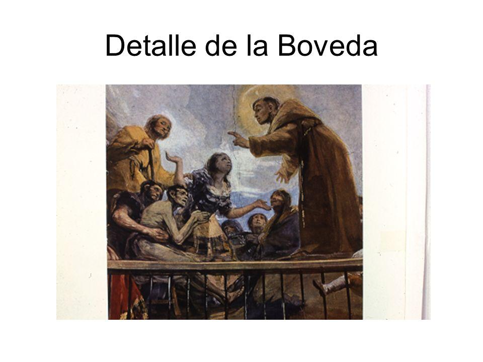 Detalle de la Boveda