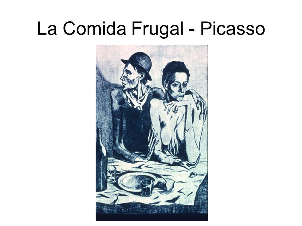 La Familia de Saltimbanquis - Picasso