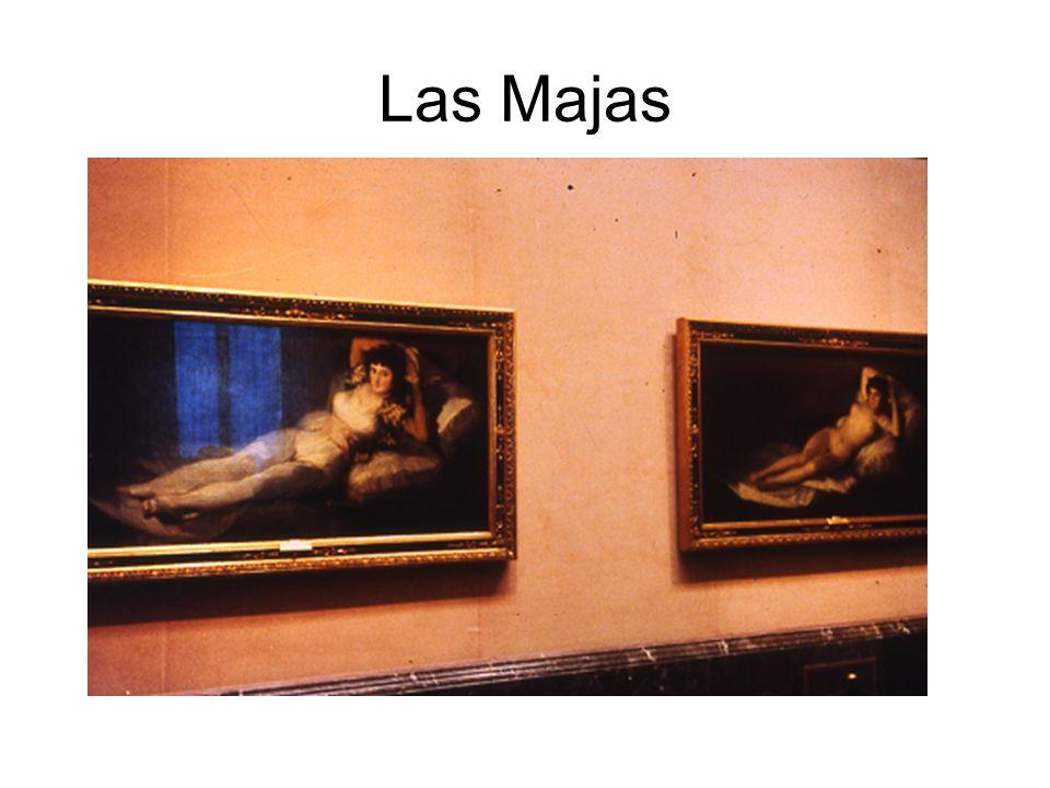 Las Majas