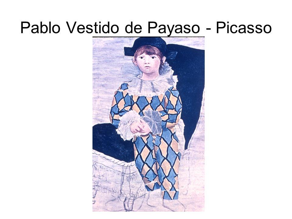 Los Tres Musicos - Picasso