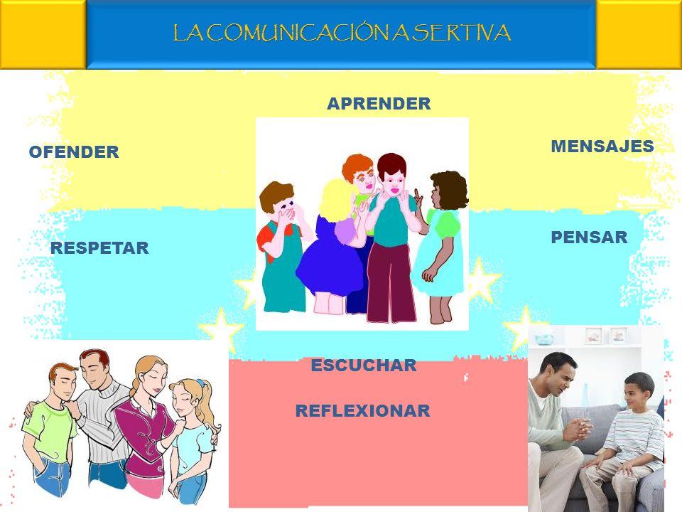 LA S RELACIONES INTERPERSONALES CONVIVENCIA DESENVOLVIMIENTO DAR Y RECIBIR COMPREMDER AMISTADES