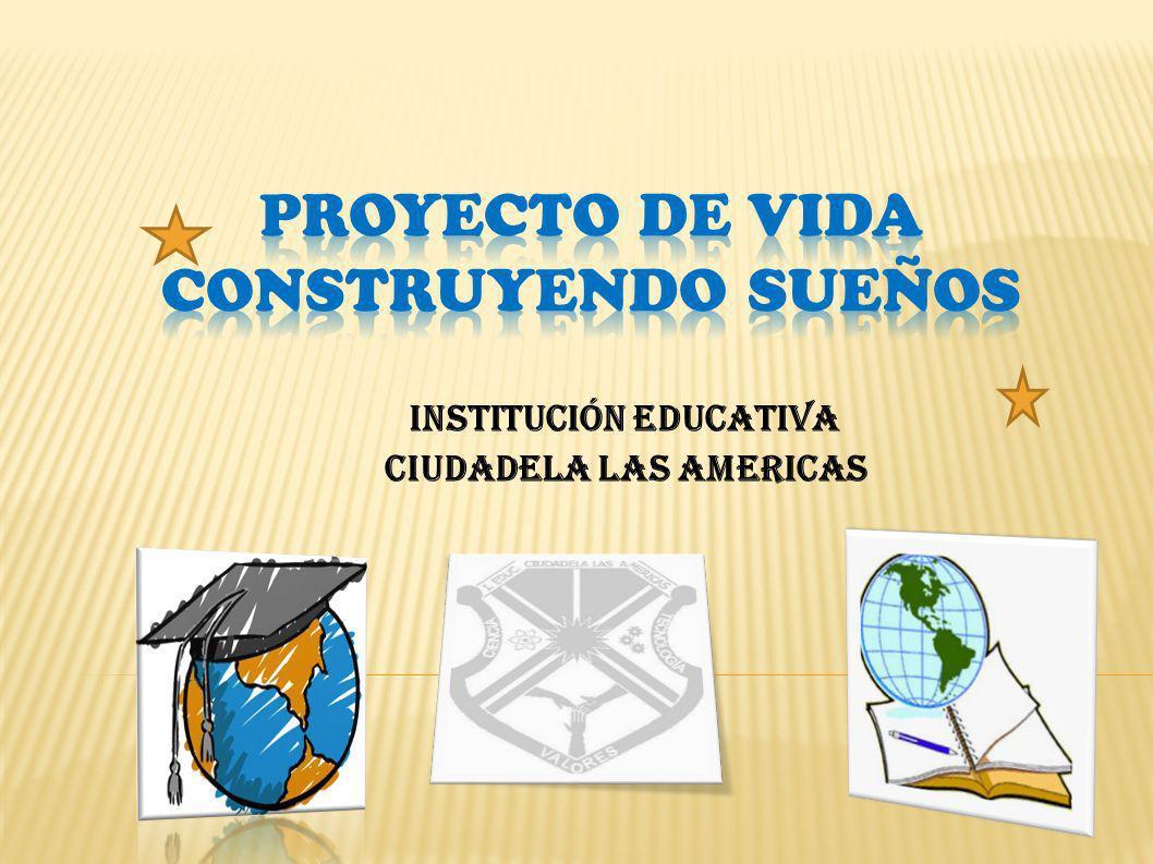 INSTITUCIÓN EDUCATIVA CIUDADELA LAS AMERICAS