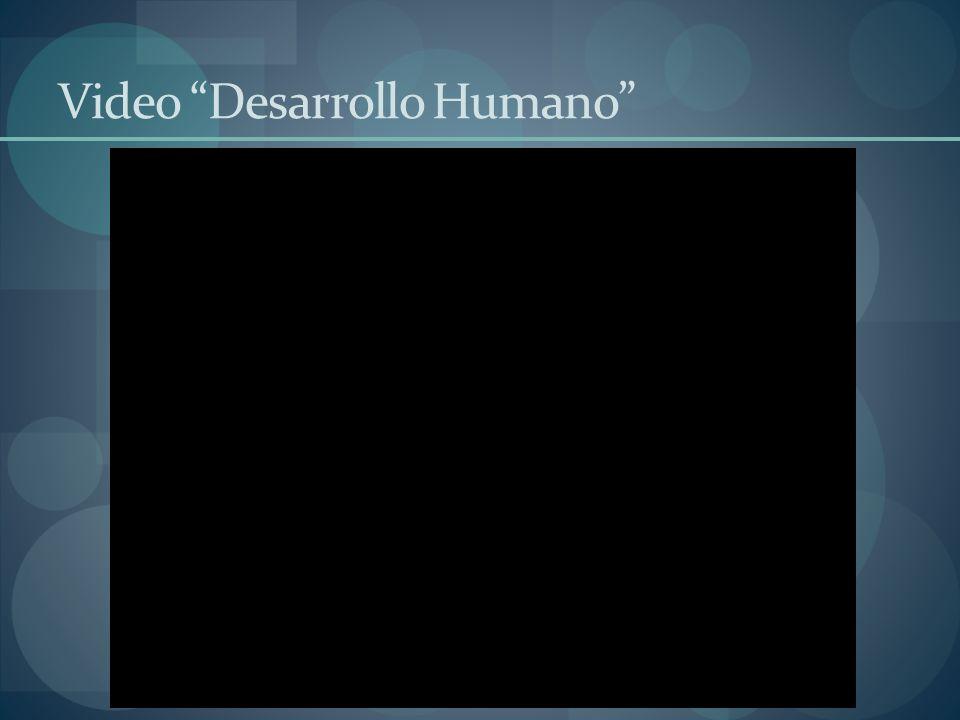 Video Desarrollo Humano