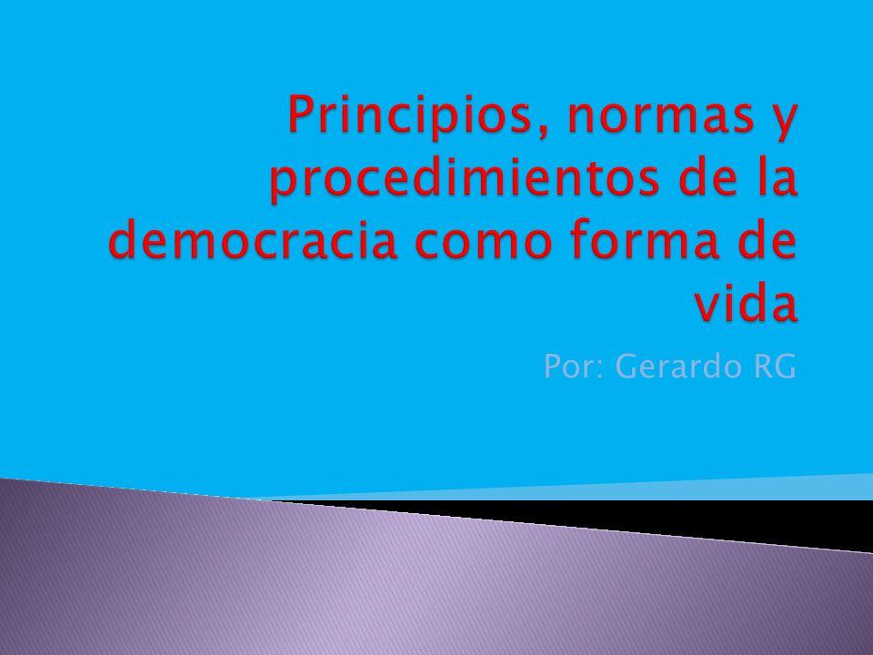 Por: Gerardo RG