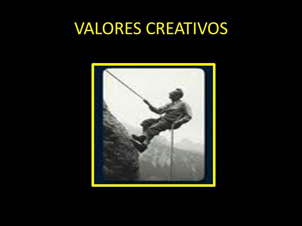 VALORES CREATIVOS