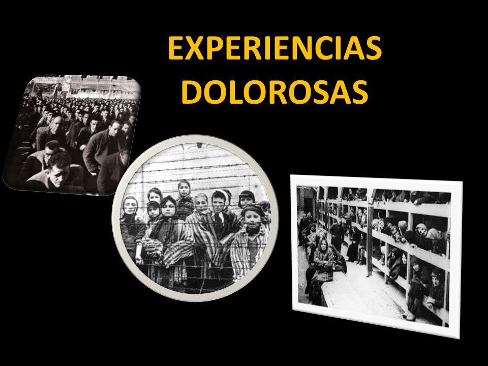 EXPERIENCIAS DOLOROSAS