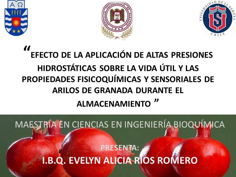 COMITÉ TUTORIAL Directora de tesis Dra.Luz Araceli Ochoa Martínez Asesores Dra.