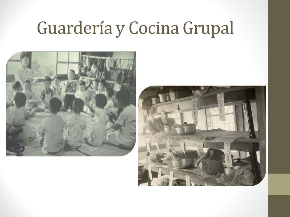 Guardería y Cocina Grupal