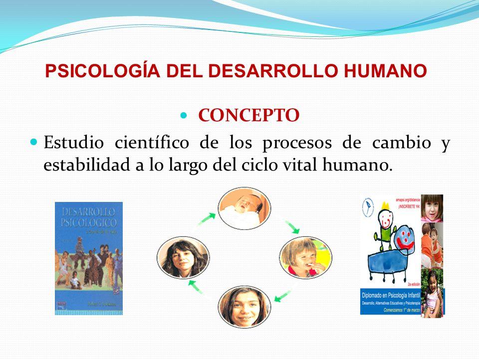 ETAPAS DEL DESARROLLO HUMANO 2.Infancia y primeros pasos.