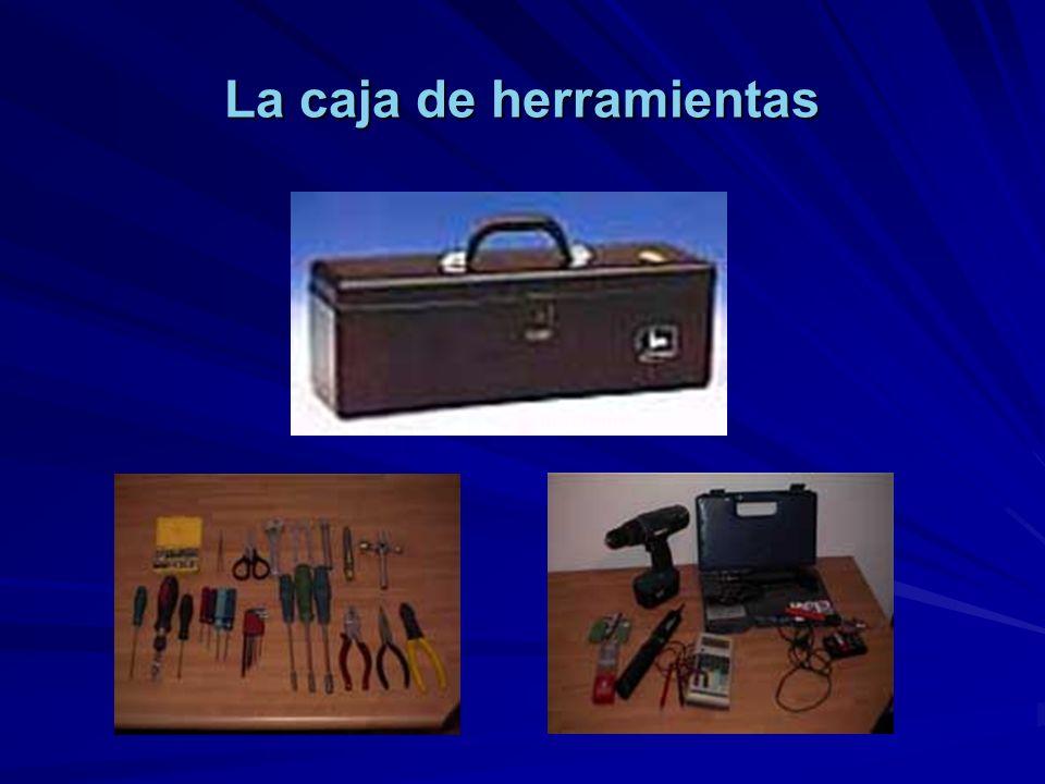 La caja de herramientas