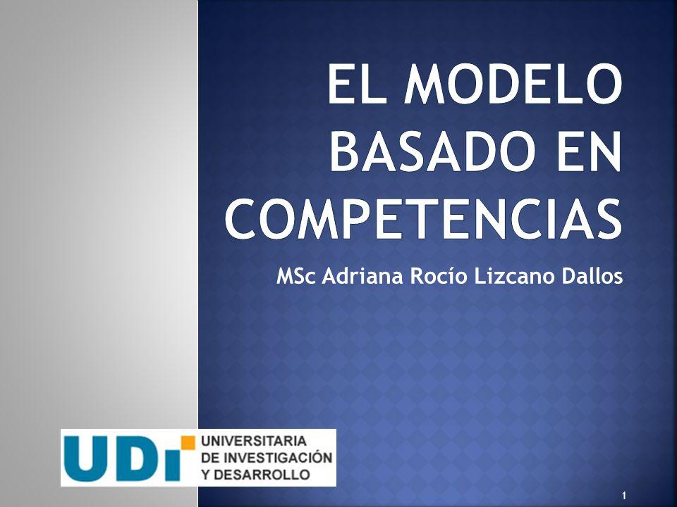 Importancia ConceptoAspectos Críticas Enfoque socio- formativo Clasificación Proyecto Tuning Contexto UDI 2