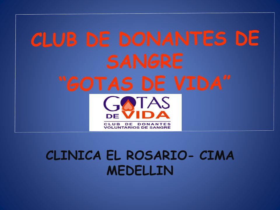 VEN Y UNETE A NUESTRO CLUB DE DONANTES.
