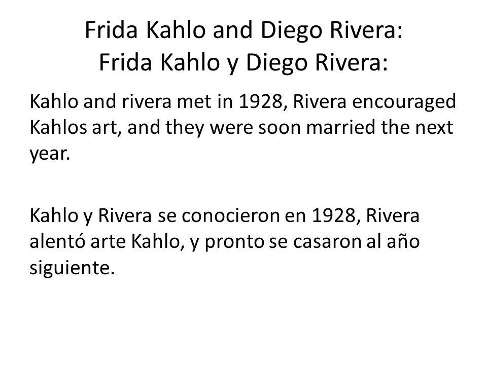 This was painted by Frida Kahlo illustrating hers and diegos marriage: Esto fue pintado por Frida Kahlo ilustra ella y el matrimonio de Diego: