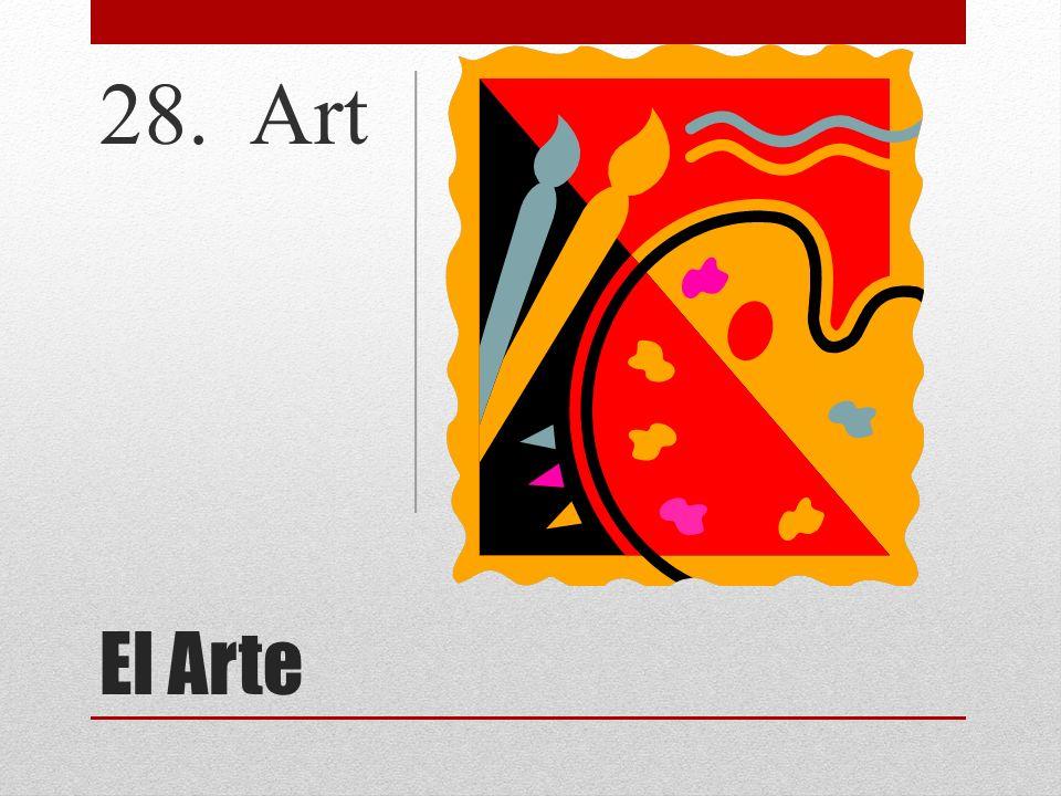 El Arte 28. Art