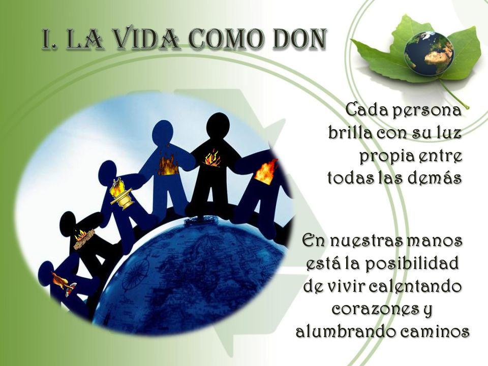 Situar a la persona en la realidad actual del mundo… Valores: participación, solidaridad, tolerancia, responsabilidad, respeto...