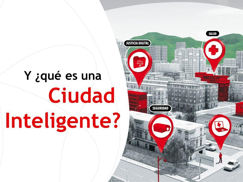 Y ¿qué es una Ciudad Inteligente?