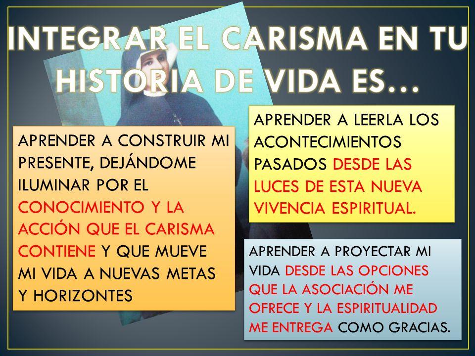 APRENDER A LEERLA LOS ACONTECIMIENTOS PASADOS DESDE LAS LUCES DE ESTA NUEVA VIVENCIA ESPIRITUAL.