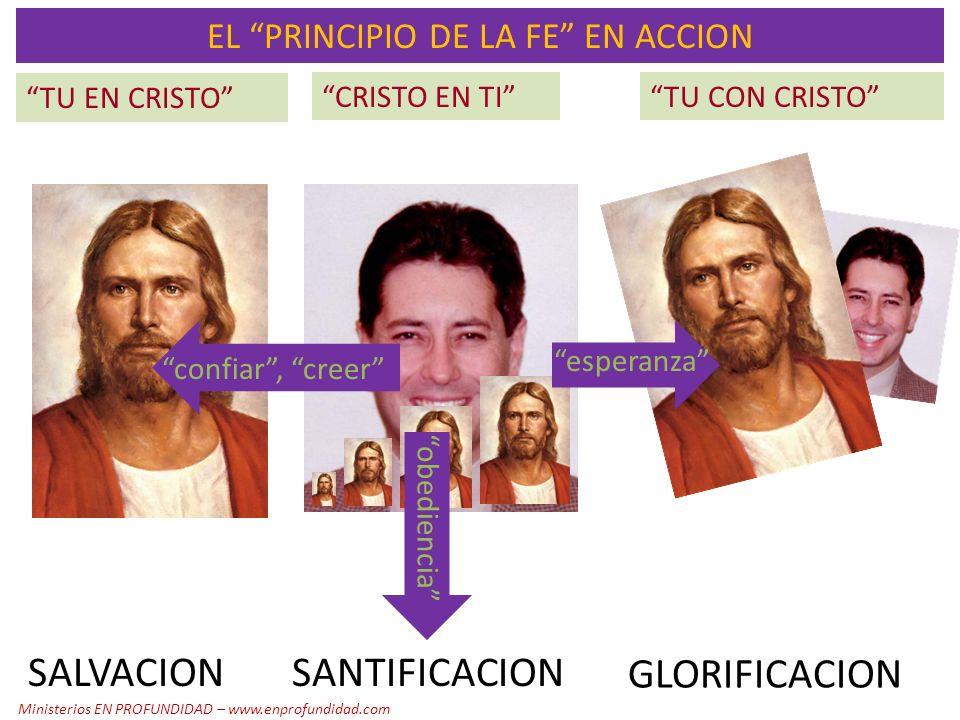 Ministerios EN PROFUNDIDAD – www.enprofundidad.com FE 101 – Hebreos 11:1 -16 1 Es, pues, la fe la certeza de lo que se espera, la convicción de lo que no se ve.