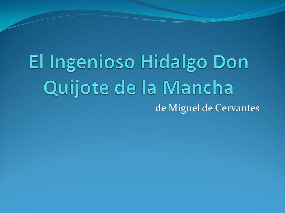 de Miguel de Cervantes