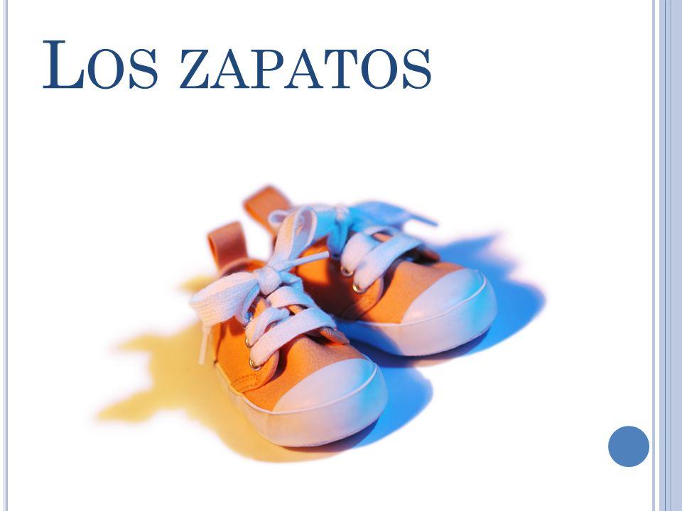 L OS ZAPATOS