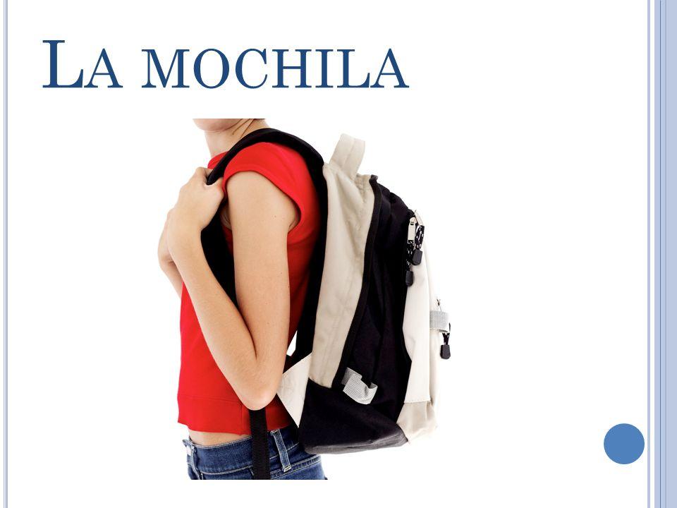 L A MOCHILA