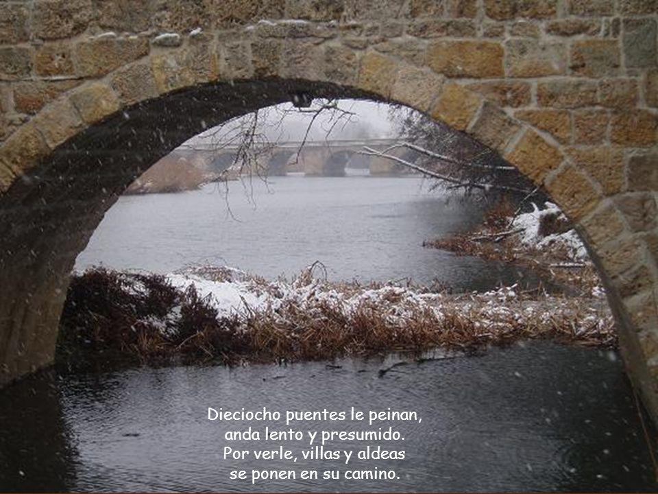 En Carrión le bautizaron -era hasta entonces morito-; la ciudad le dio su nombre, todo eufonía y prestigio.
