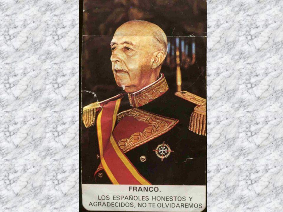 Quisiera, en mi último momento, unir los nombres de Dios y de España y abrazaros a todos para gritar juntos, por última vez, en los umbrales de mi mue