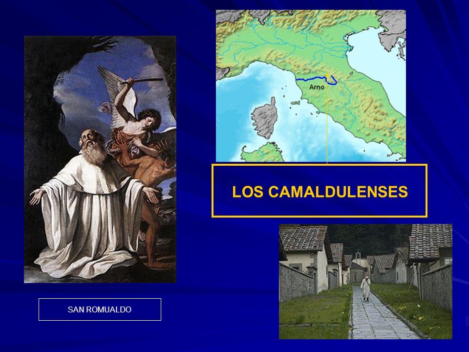 SAN ROMUALDO LOS CAMALDULENSES