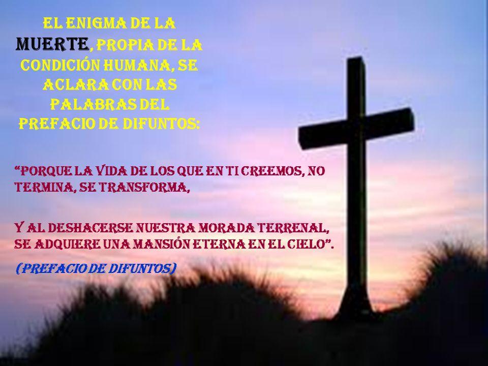 El que participa en la Eucaristía, con su alma en Gracia, en cierta manera, vive anticipadamen te la vida resucitada.