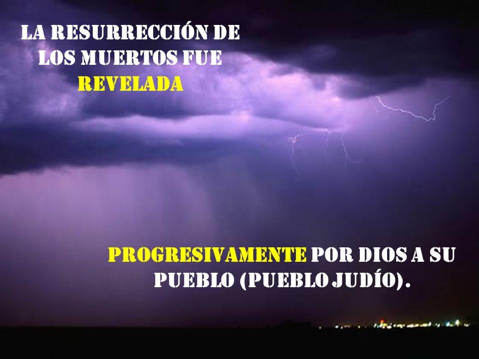 La resurrección de la carne significa que después de la muerte, no habrá solamente vida del alma inmortal, sino que también nuestros cuerpos mortales volverán a tener vida de resucitados.