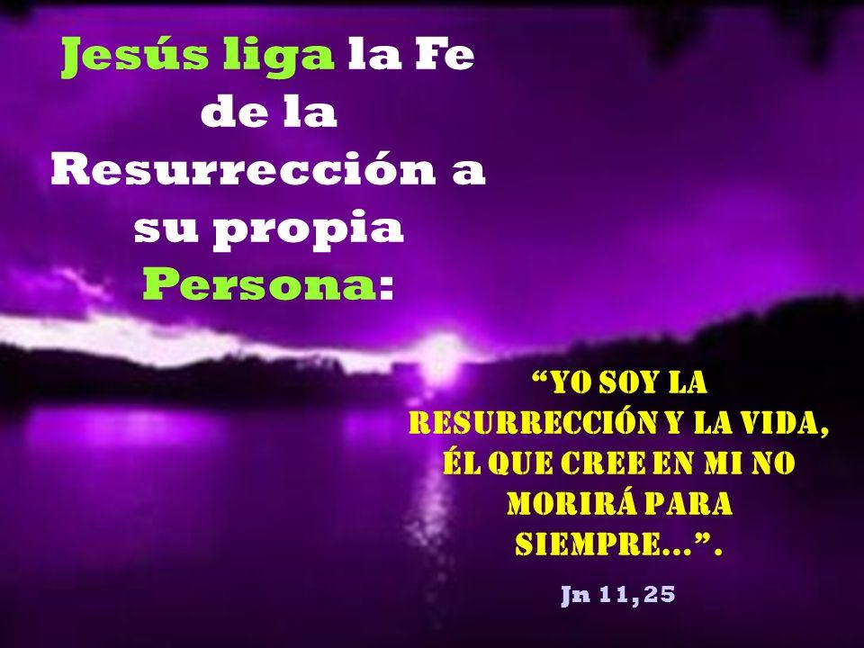La resurrección de los muertos fue revelada progresivamente por Dios a su Pueblo (pueblo judío).