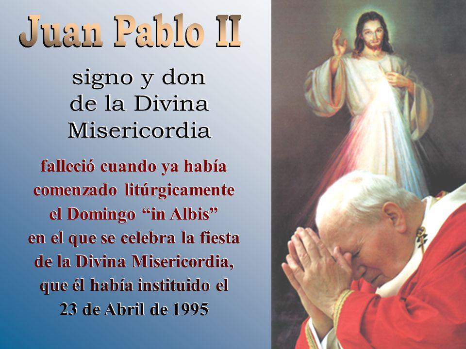 falleció el primer Sábado de Abril, consagrado al Corazón Inmaculado de María Estoy muy sereno -había dicho poco antes- estoy en los brazos de la Inmaculada