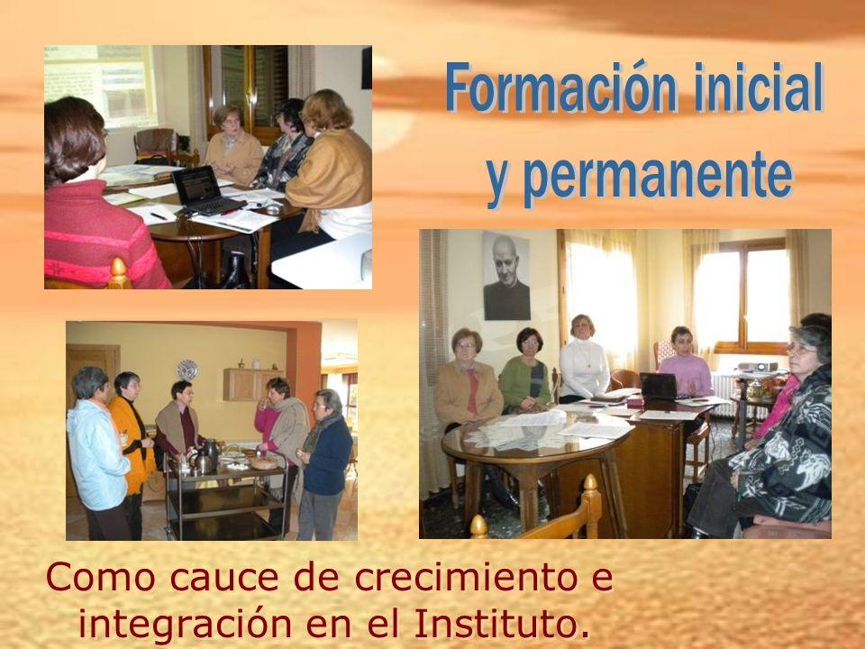 Mujeres con inquietud por lo sacerdotal, son miembros del Instituto sin vinculación jurídica, unidos a él por un acto de consagración privada.