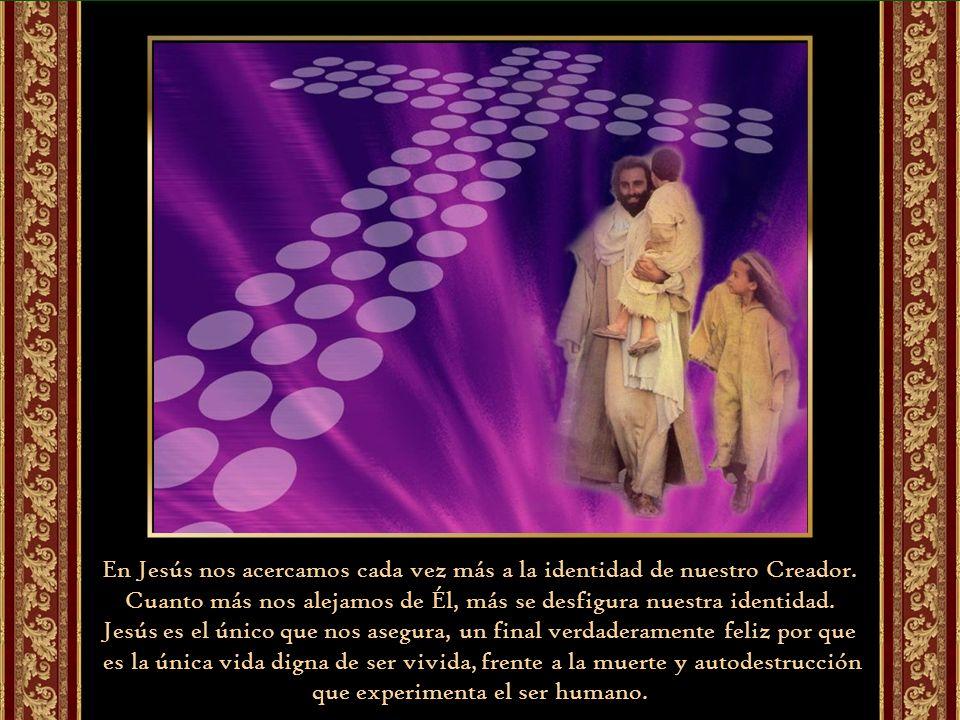 Hoy el hombre cristiano camina en Jesús hacia Dios, guiado por el Espíritu Santo, por las obras de la Iglesia. En la Eucaristía escuchamos siempre su