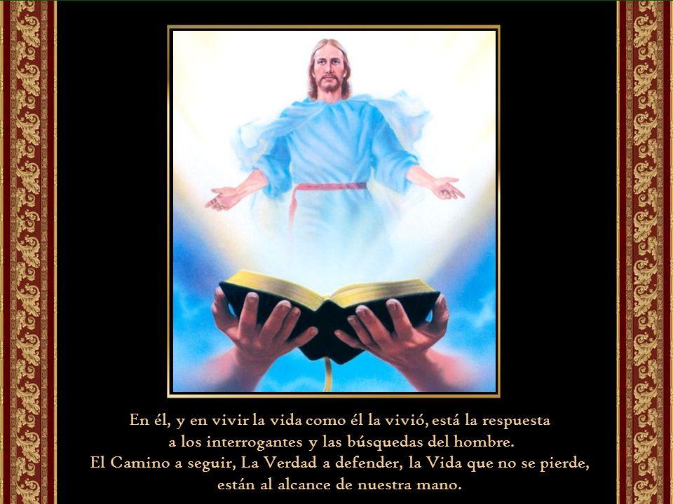 Cristo está en el Padre y el Padre en él y hacen su morada en nosotros.