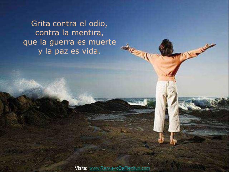 No dejes que caigan tus sueños al suelo que mientras más amas más cerca está el cielo. Visita: www.RenuevoDePlenitud.comwww.RenuevoDePlenitud.com