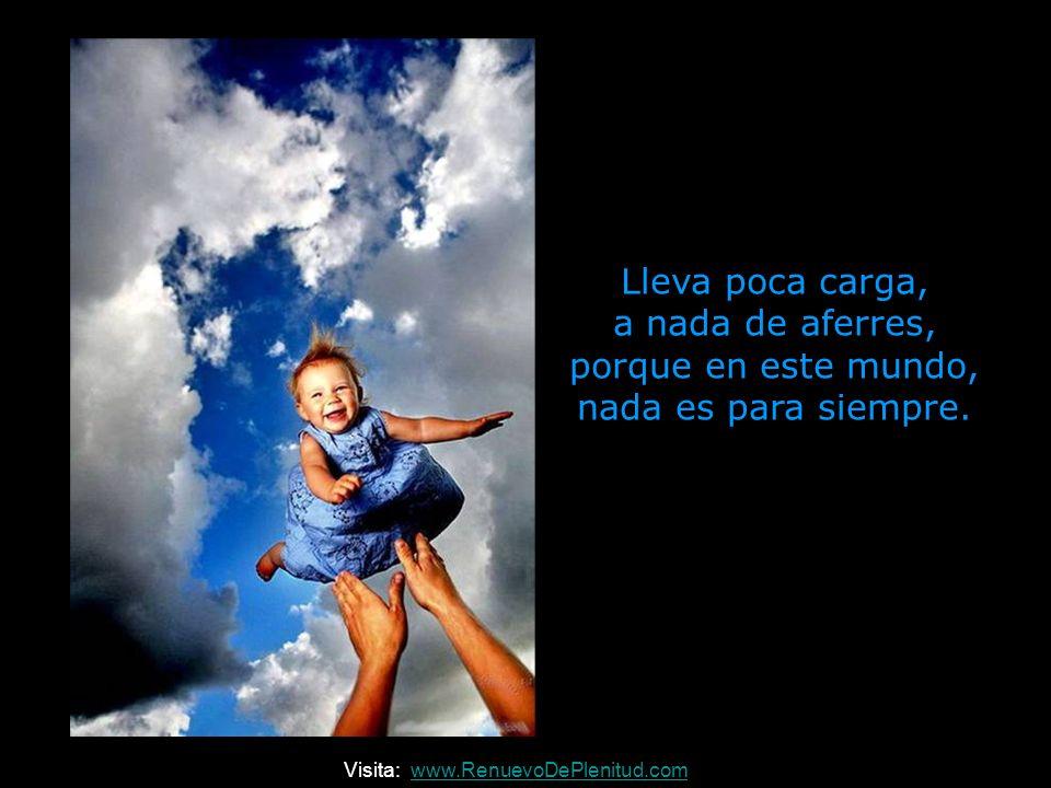 Piensa libremente, ayuda a la gente, y por lo que quieras, lucha y se paciente. Visita: www.RenuevoDePlenitud.comwww.RenuevoDePlenitud.com