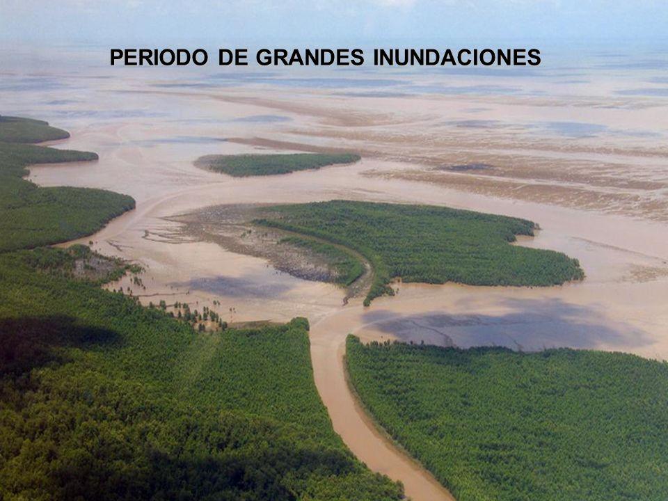 PERIODO DE GRANDES INUNDACIONES