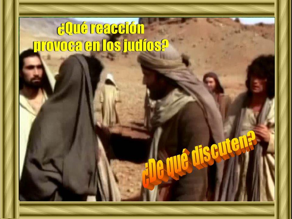 ¿Qué razones dan los discípulos para abandonar a Jesús?
