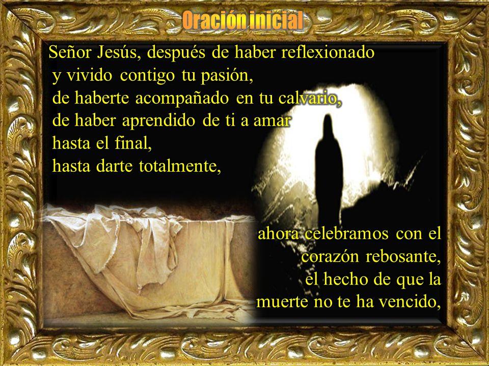 El día de Pascua, mi meditación fue el deseo de resucitar con Nuestro Señor, y como sin muerte no hay resurrección, IV.
