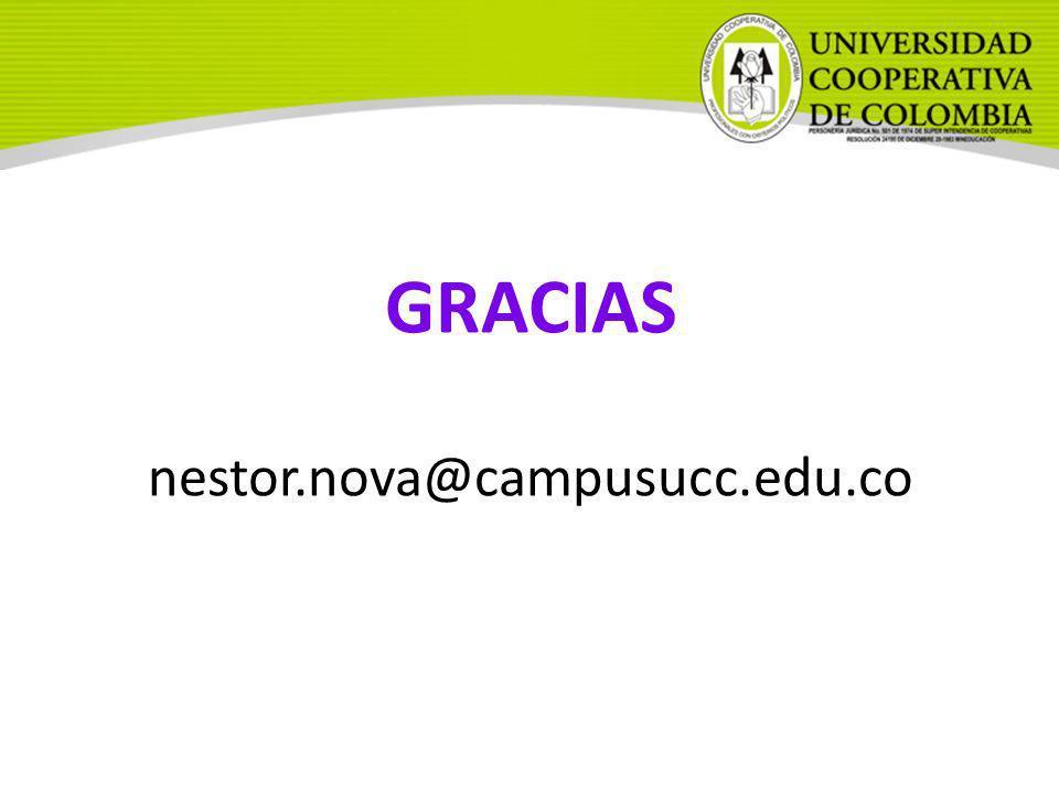 GRACIAS nestor.nova@campusucc.edu.co