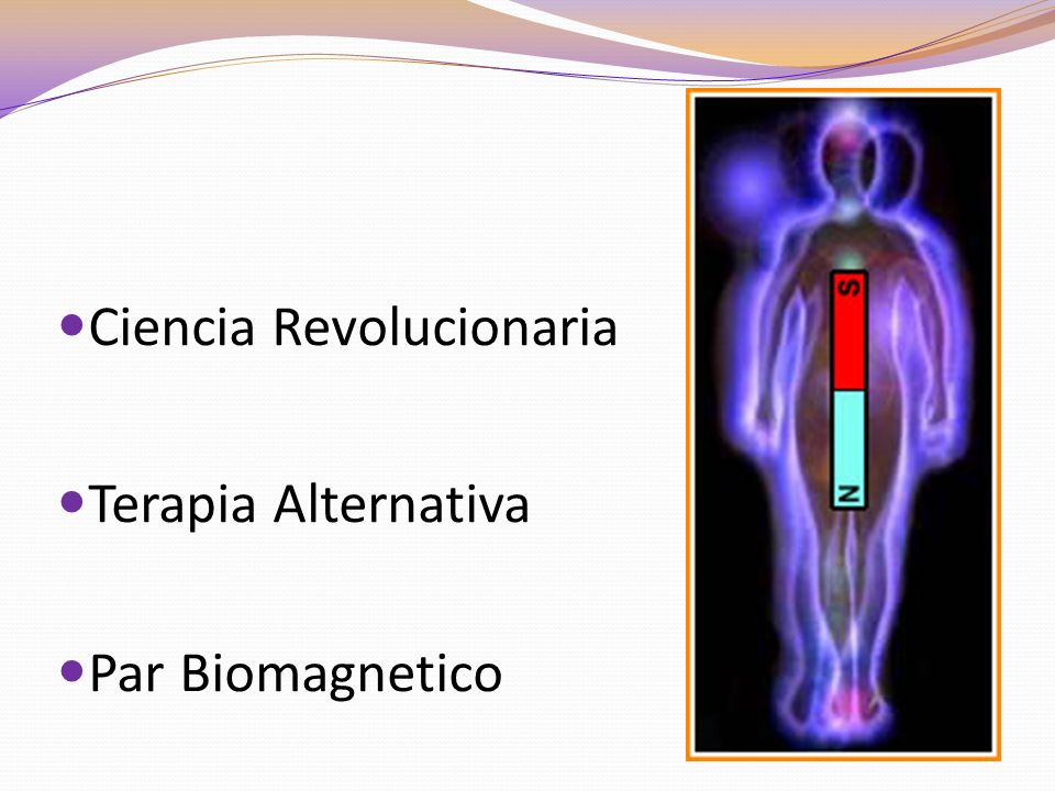 Ciencia Revolucionaria Terapia Alternativa Par Biomagnetico