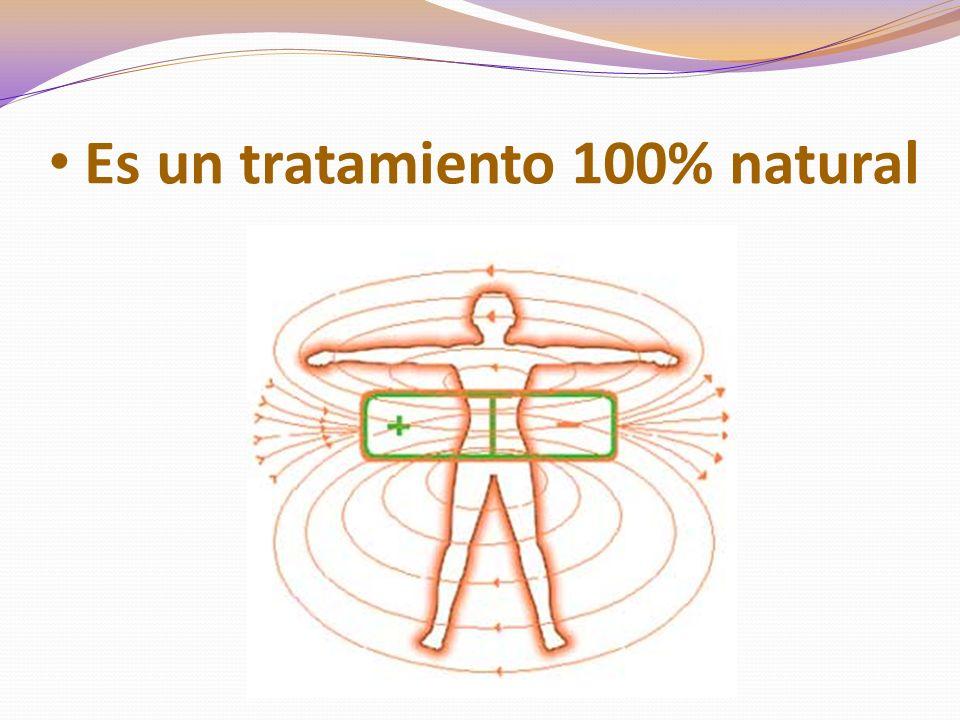 El 80% de las personas tratadas obtienen un alivio, mejoría y/o curación.