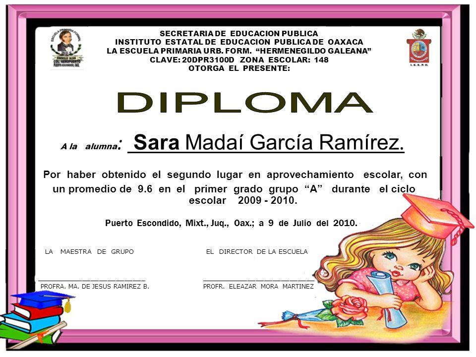 SECRETARIA DE EDUCACION PUBLICA INSTITUTO ESTATAL DE EDUCACION PUBLICA DE OAXACA LA ESCUELA PRIMARIA URB.