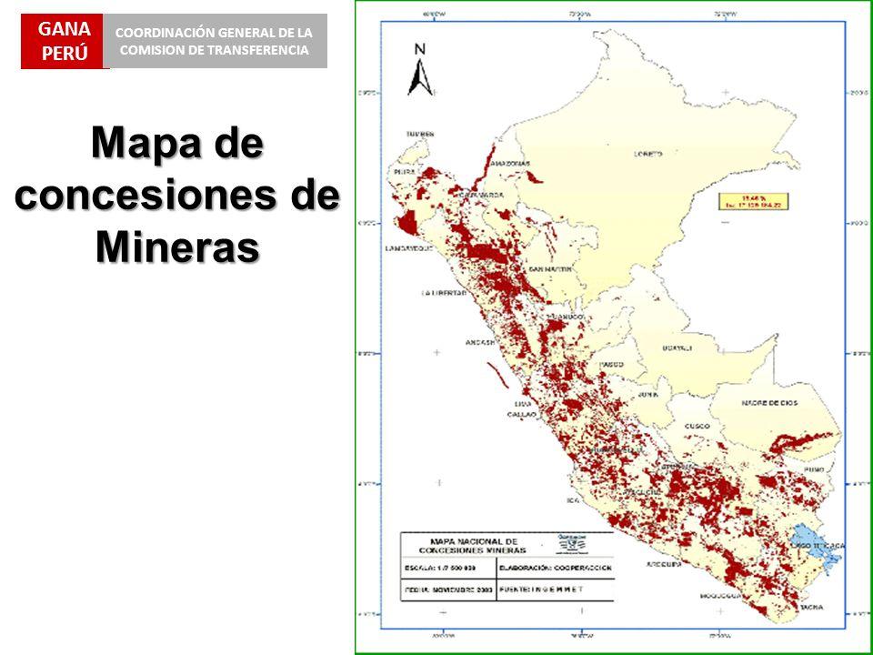 GANA PERÚ COORDINACIÓN GENERAL DE LA COMISION DE TRANSFERENCIA Elaboración: Primera Vicepresidencia CULTIVOS Y PRODUCTORES AFECTADOS: Arroz: 90,000 productores (280,000 hectáreas).