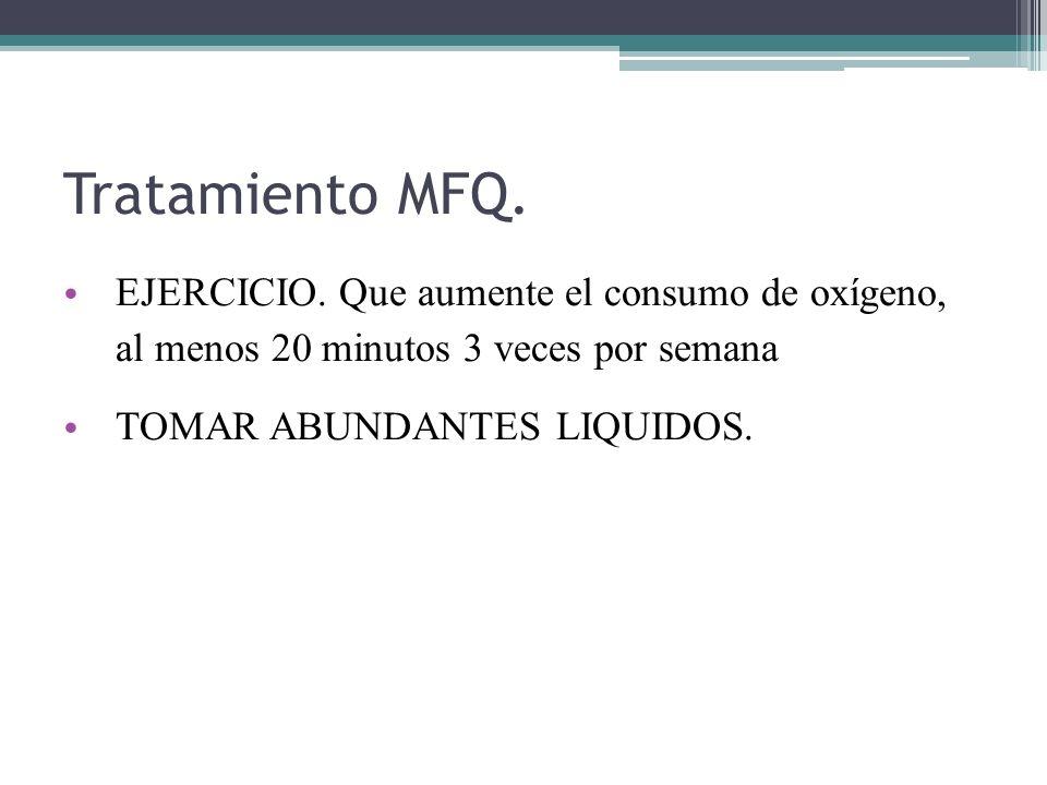 Tratamiento MFQ.EJERCICIO.
