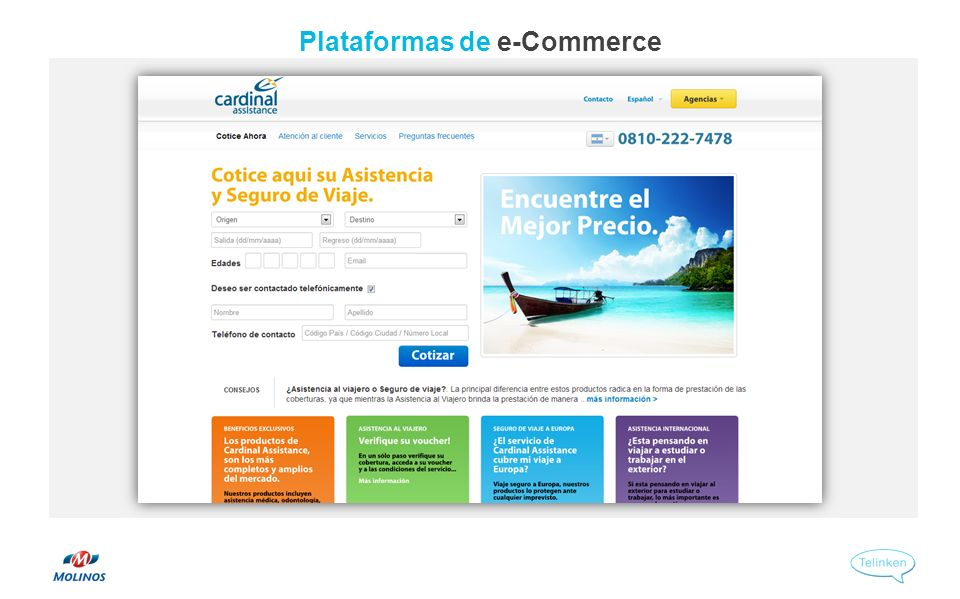 Plataformas de e-Commerce